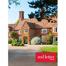 Buy Red Letter Days Rural Escape For 2 Online at johnlewis.com