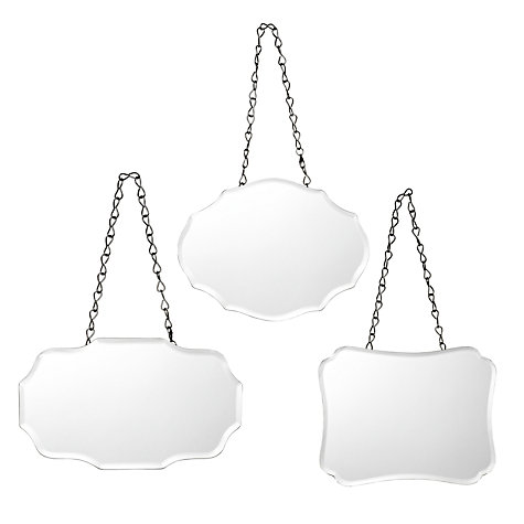 Buy John Lewis Glass Mirror, Assorted Online at johnlewis.com