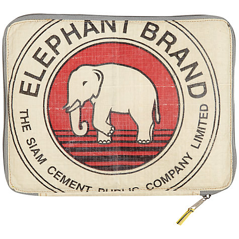 Buy Elephant branded iPad Case Online at johnlewis.com
