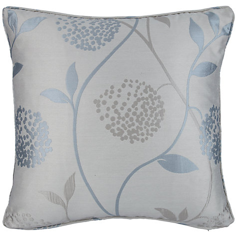 Buy John Lewis Verbena Cushion Cover, Mineral Online at johnlewis.com