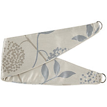 Buy John Lewis Verbena Tiebacks, Mineral Online at johnlewis.com