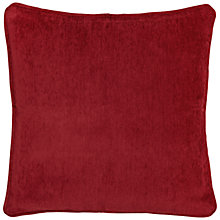 Buy John Lewis Chenille Cushion Cover Online at johnlewis.com