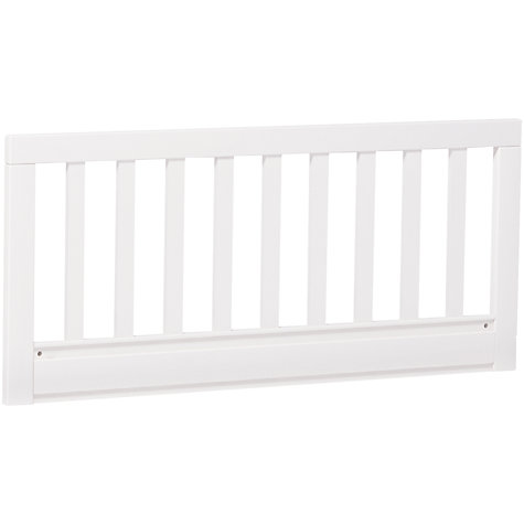 Buy Boori Bed Guard, White Online at johnlewis.com