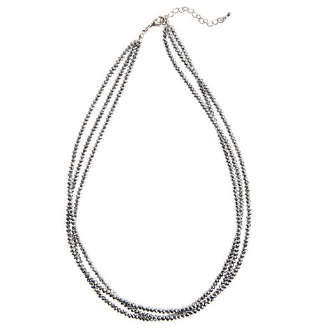 Buy John Lewis Multi Strand Sparkle Necklace Online at johnlewis.com