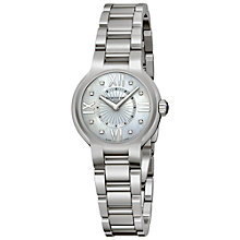Buy Raymond Weil 5927-ST-00995 Noemia Women's Mother of Pearl Diamond Watch Online at johnlewis.com