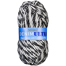 Buy Sirdar Denim Ultra Super Chunky Yarn, 100g Online at johnlewis.com