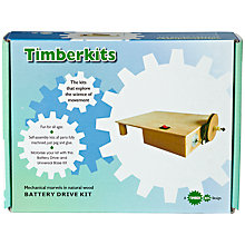 Buy Timberkits Universal Battery Kit Online at johnlewis.com