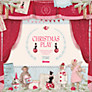 Tilda Christmas Play Paper, Pack of 24