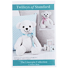 Buy Twilleys Bear Crochet Kit Online at johnlewis.com