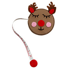 Buy John Lewis Christmas Tape Measure Online at johnlewis.com