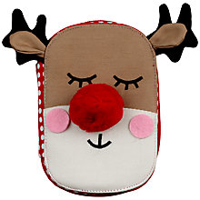 Buy John Lewis Christmas Zipped Sewing Kit Online at johnlewis.com