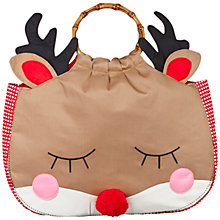 Buy John Lewis Christmas Large Sewing Bag Online at johnlewis.com
