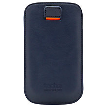 Buy Tech 21 D30 Impact Slip Leather Case for Samsung Galaxy SIII, Blue Online at johnlewis.com