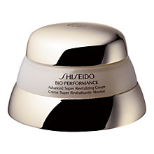 Buy Shiseido Bio-Performance Advanced Super Revitalizing Cream, 75ml Online at johnlewis.com