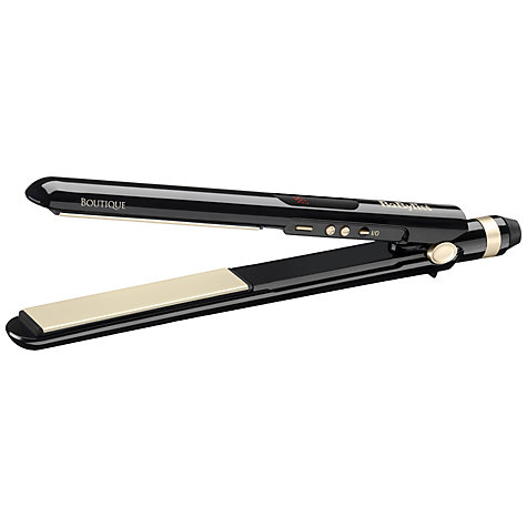 Buy BaByliss Boutique Salon Control 235 Ceramic Hair Straighteners 2199U Online at johnlewis.com