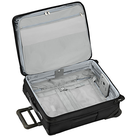 Buy Briggs & Riley Baseline Carry-On Expandable 2-Wheel Cabin Suitcase Online at johnlewis.com