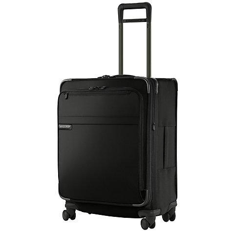 Buy Briggs & Riley Expandable 4-Wheel Medium Spinner Suitcase Online at johnlewis.com
