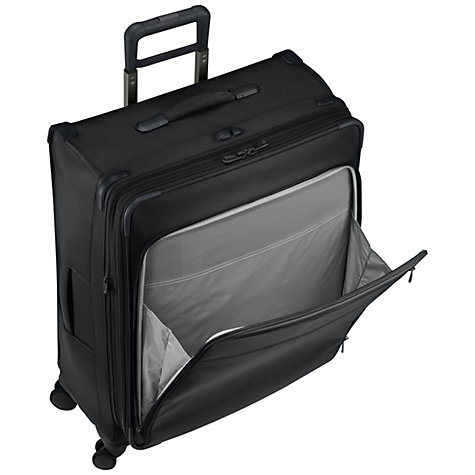 Buy Briggs & Riley Expandable 4-Wheel Large Spinner Suitcase Online at johnlewis.com