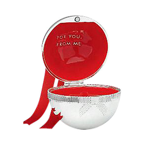 Buy Kate Spade Grace Avenue Surprise For You From Me Ornament Online at johnlewis.com