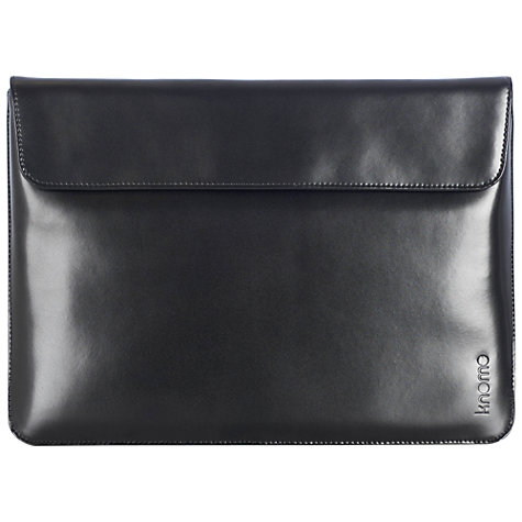 "Buy Knomo Leather Envelope Sleeve for 13"" MacBook Air Online at johnlewis.com"