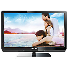 Buy Philips 22PFL3557H/12 LED HD 1080p TV/DVD Combi, 22 Inch with Freeview & YouTube Video App Online at johnlewis.com