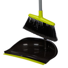 Buy John Lewis Ingenious Stationary Upright Sweeper Pan and Brush Set Online at johnlewis.com