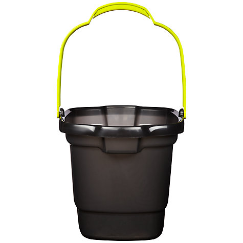 Buy John Lewis Ingenious 4 Gallon Rectangular Bucket Online at johnlewis.com