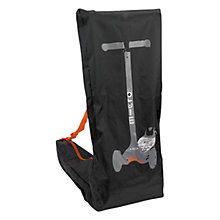 Buy Micro Scooters Maxi Scooter Carry Cover, Black Online at johnlewis.com