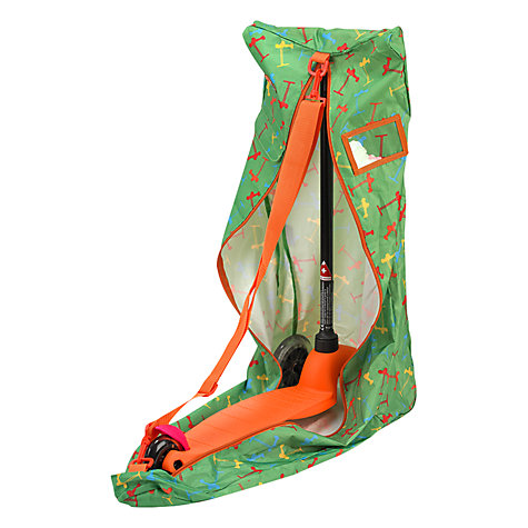 Buy Micro Scooters Mini Scooter Carry Cover, Green Online at johnlewis.com