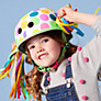 Buy Micro Scooters Safety Helmet, Neon Dots, Small Online at johnlewis.com