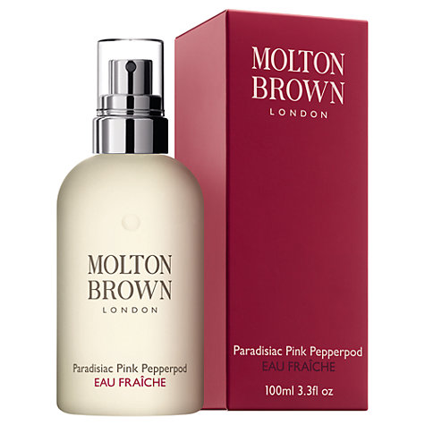 Buy Molton Brown's Paradisiac Pink Pepperpod Eau Fraîche, 100ml Online at johnlewis.com