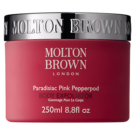 Buy Molton Brown Paradisiac Pink Pepperpod Body Exfoliator, 250ml Online at johnlewis.com