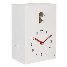 Buy John Lewis Erin Cuckoo Mantel Clock Online at johnlewis.com