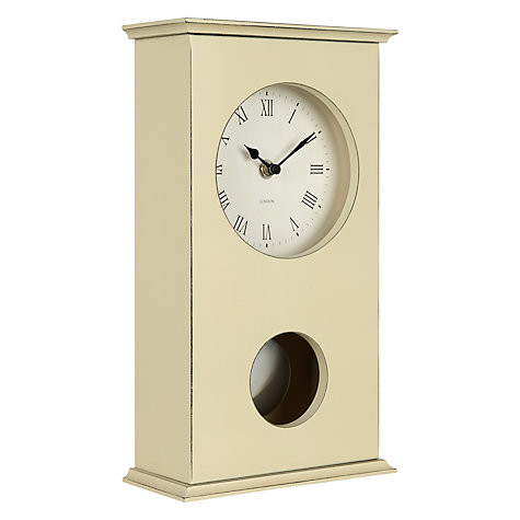 Buy John Lewis Harper Mantel Pendulum Clock Online at johnlewis.com