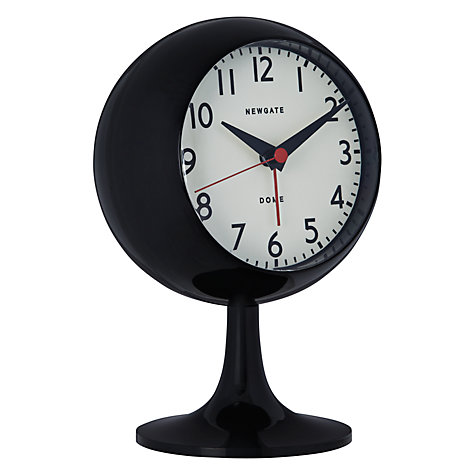 Buy Newgate Dome Alarm Clock Online at johnlewis.com