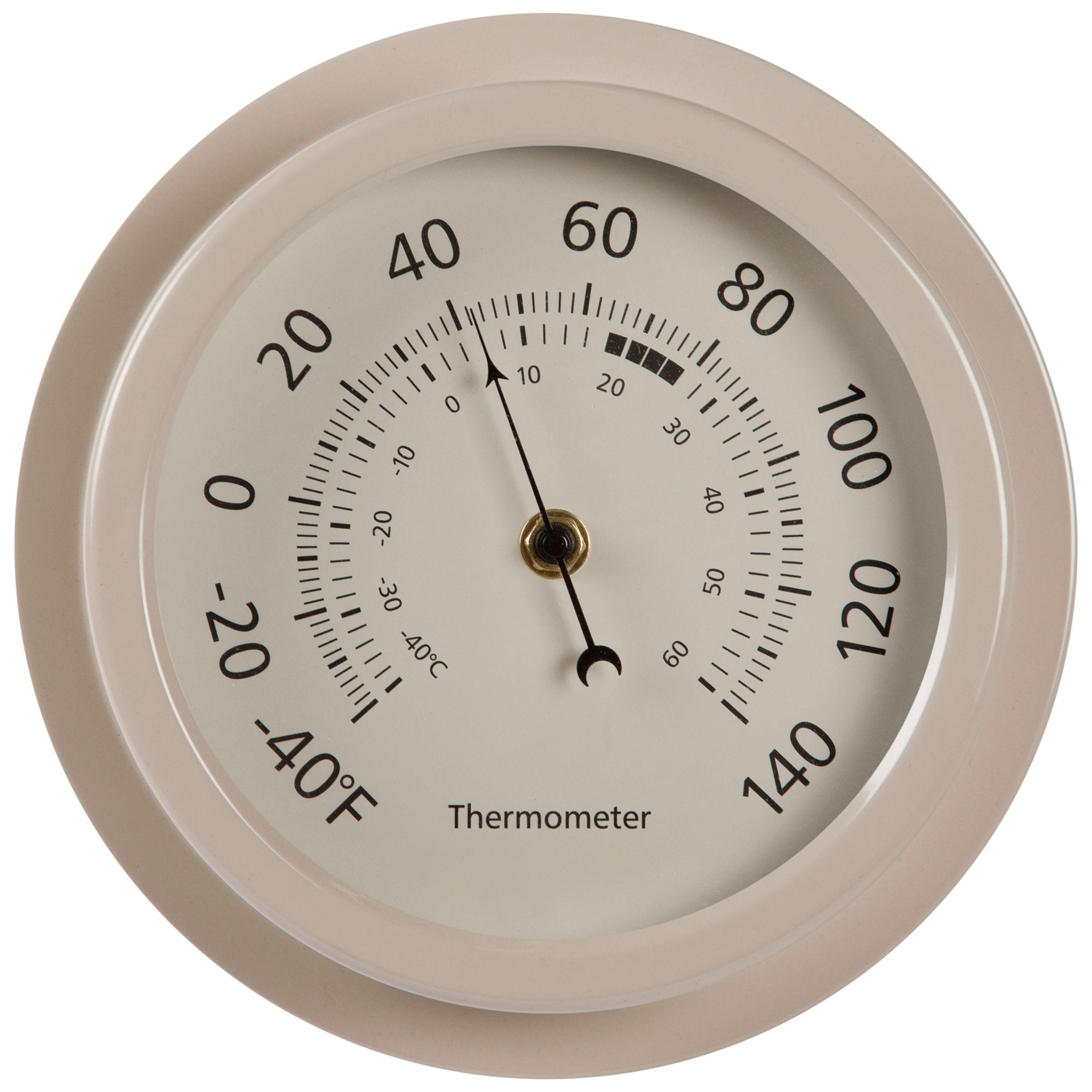 Garden Trading Garden Trading Outdoor Thermometer, Clay
