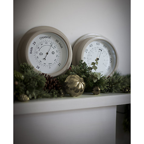 Buy Garden Trading Outdoor Thermometer, Clay Online at johnlewis.com