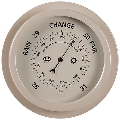 Garden Trading Outdoor Barometer, Clay