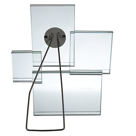 Buy Glass Multi Aperture Photo Frame Online at johnlewis.com