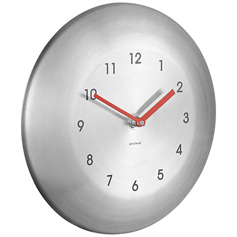 Buy ashortwalk Outdoor Clock Online at johnlewis.com