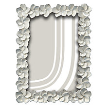 "Buy John Lewis Petal Photo Frame, Ivory, 5 x 7"" (13 x 18cm) Online at johnlewis.com"