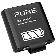 Buy Pure ChargePAK F1 Online at johnlewis.com