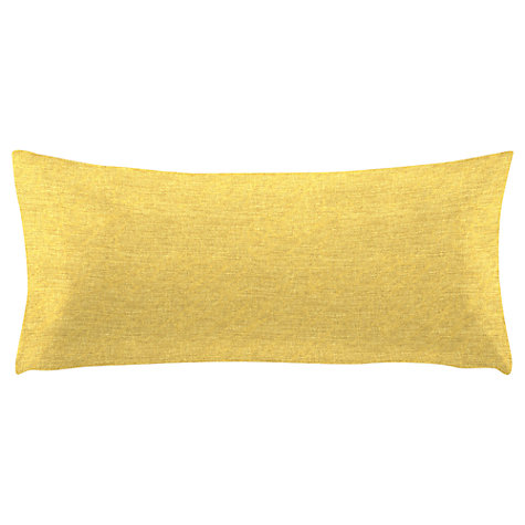 Buy G Plan Vintage Bolster Cushion, Tonic Mustard Online at johnlewis.com