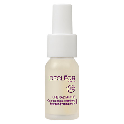 Buy Decléor Energising Vitamin Cure, 10ml Online at johnlewis.com