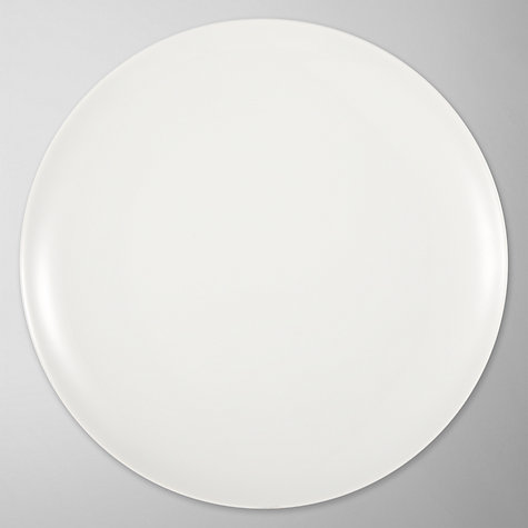 Buy LSA Dine Dinner Plate, Set of 4, Dia.28cm Online at johnlewis.com