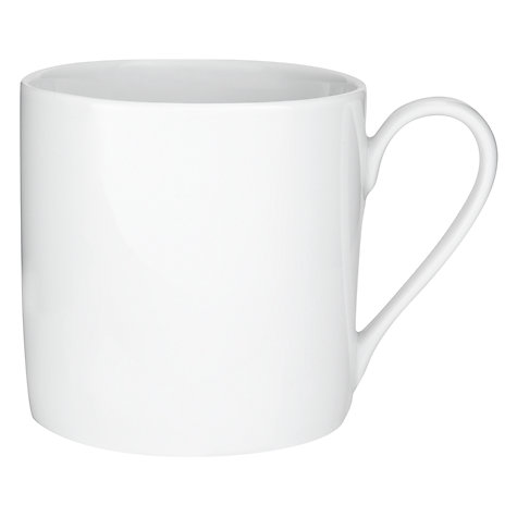 Buy LSA Dine Mug, Set of 4, 340ml Online at johnlewis.com
