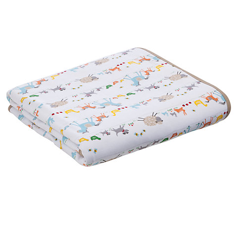 Buy John Lewis Farmyard Blanket Online at johnlewis.com