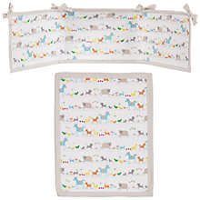 Buy John Lewis Farmyard Bumper and Crib Coverlet Set Online at johnlewis.com