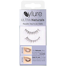 Buy Eylure Ultra Naturals False Eyelashes Online at johnlewis.com