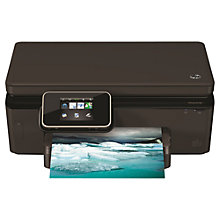Buy HP Photosmart 6520 e-All-in-One Printer with Airprint + Adobe Photoshop Elements 12, Photo Editing Software Online at johnlewis.com